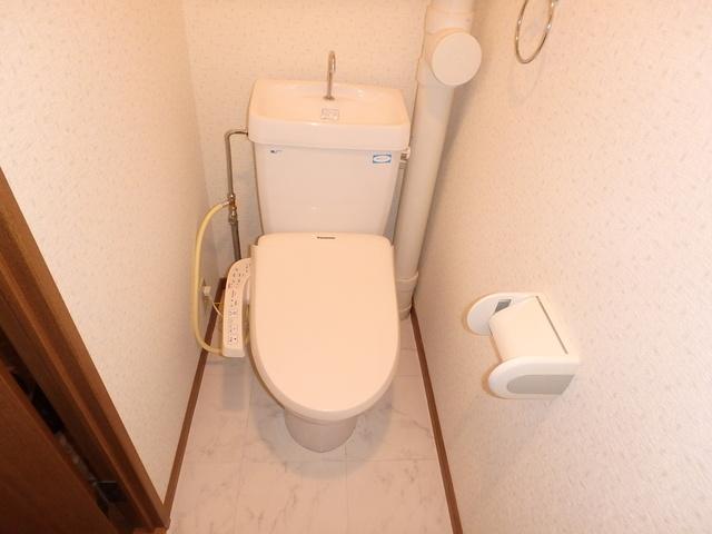 高義ビルⅢ / 302号室トイレ