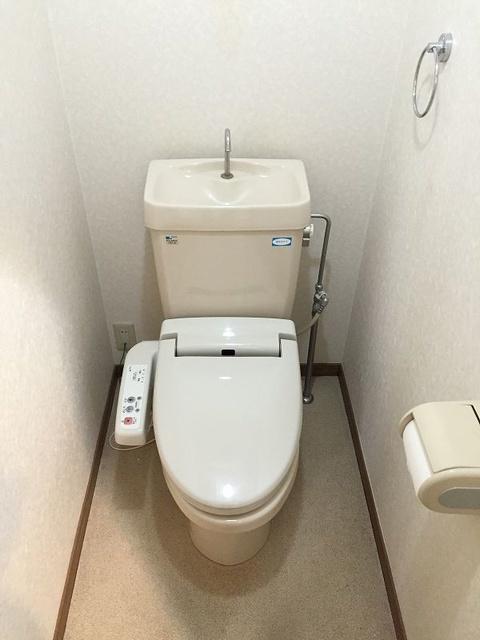 フレア・クレスト水城 / 205号室トイレ