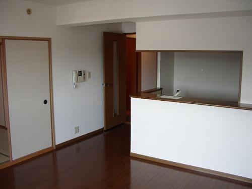 フレア・クレスト水城 / 603号室リビング