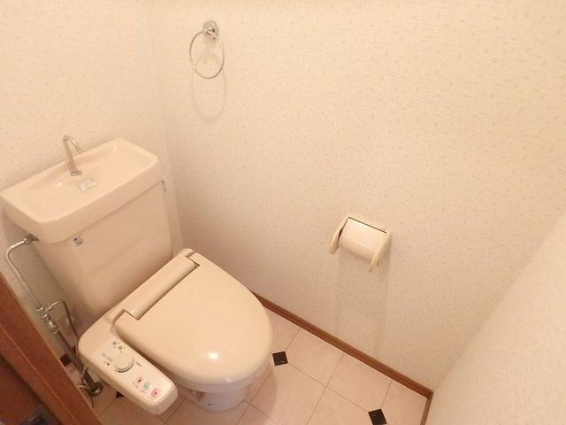 グレースコート11 / 102号室トイレ