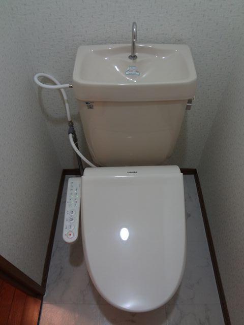 グレースコート11 / 302号室トイレ