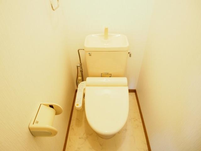 ティアラ若草 / 201号室トイレ