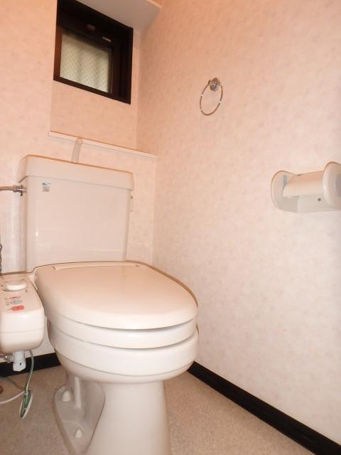 クレールマノワール / 102号室トイレ
