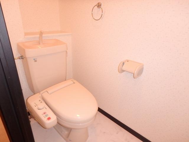 クレールマノワール / 105号室トイレ