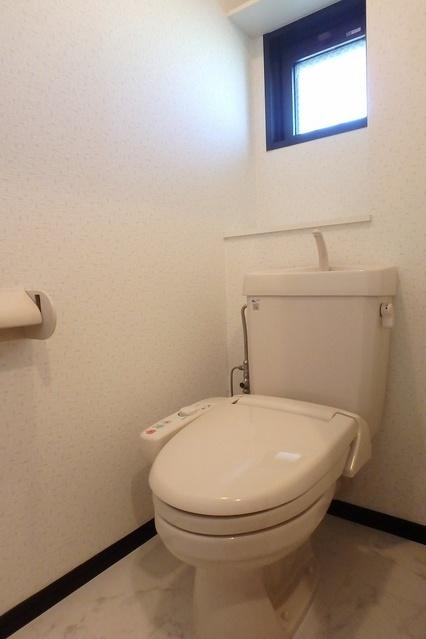 クレールマノワール / 301号室トイレ