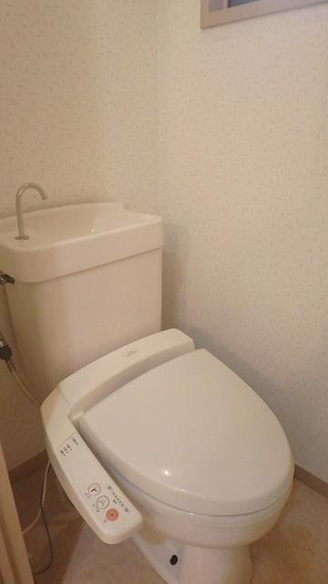 ヘリアンサス(ペット可) / 101号室トイレ