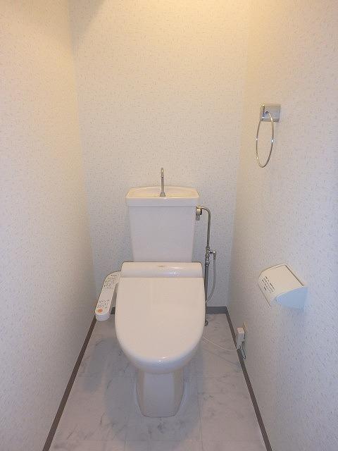 レスピーザ53 / 710号室トイレ