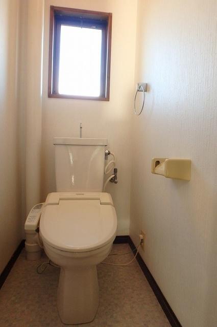 フレグランス20 / 301号室トイレ