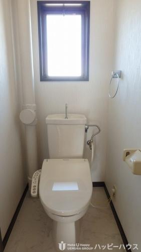 フレグランス20 / 401号室トイレ