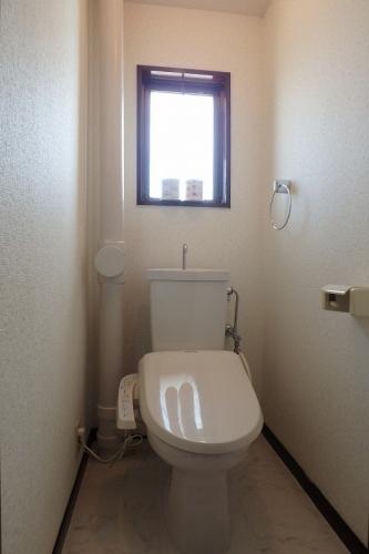 フレグランス20 / 402号室トイレ