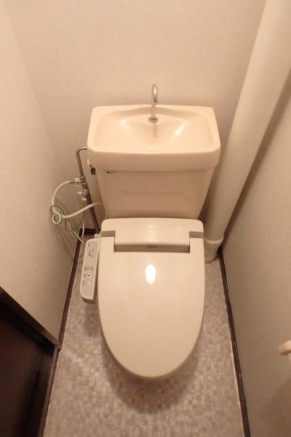 サンハイツ森山 / 205号室トイレ