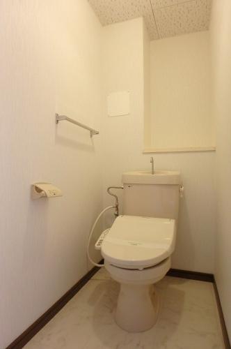 エクセレント中嶋 / 402号室トイレ