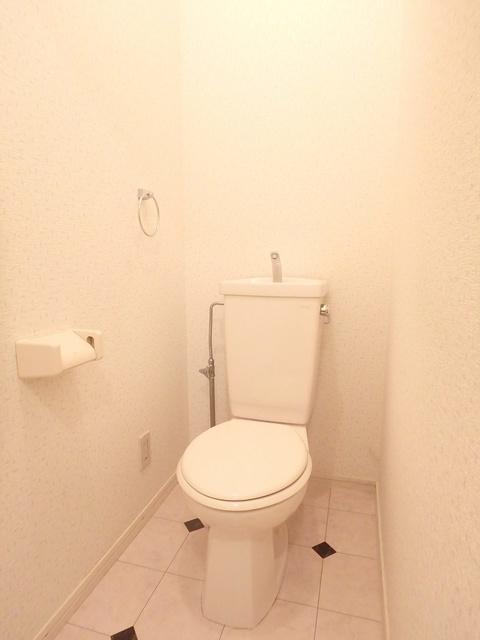 メロディハイツ山田 / 203号室トイレ