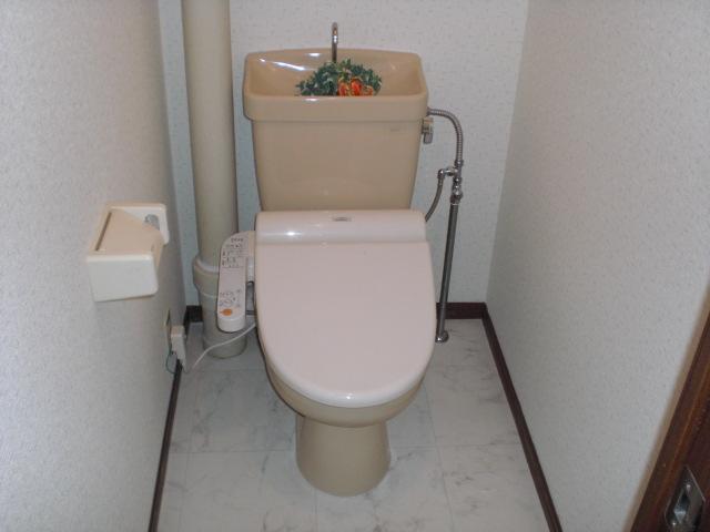 フレックス20 / 406号室トイレ