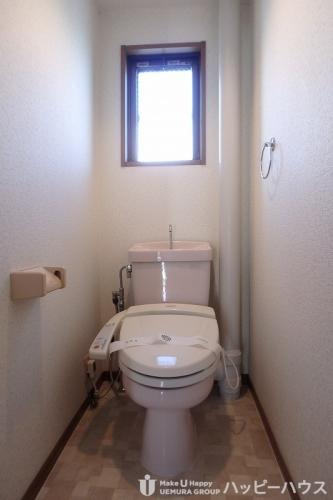 高義ビルⅡ / 202号室トイレ