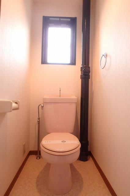 高義ビルⅡ / 305号室トイレ