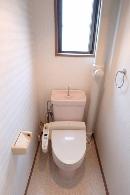高義ビルⅡ / 306号室トイレ