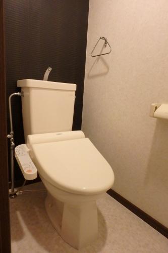 ジュネス東大利 / 203号室トイレ