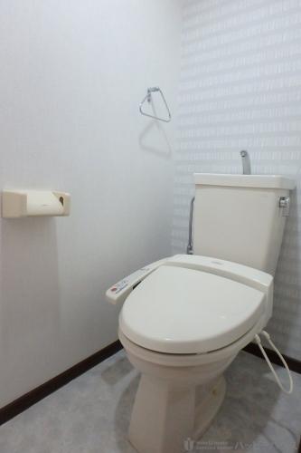 ジュネス東大利 / 305号室トイレ