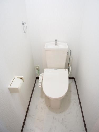レスピーザⅡ / 305号室トイレ