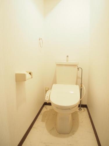 レスピーザⅡ / 406号室トイレ