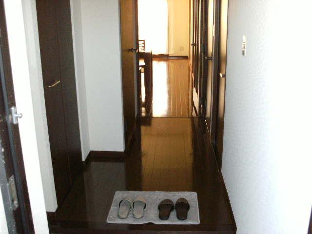 レスピーザⅡ / 407号室玄関