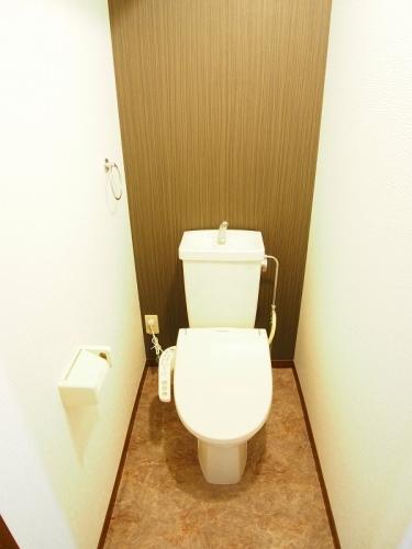 レスピーザⅡ / 503号室トイレ