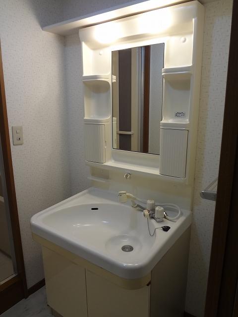 ホワイトヴィラ / 402号室洗面所