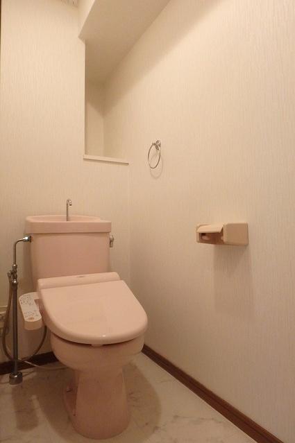 グレースマンション大野城 / 403号室トイレ