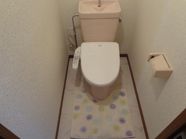 グレースマンション大野城 / 605号室トイレ