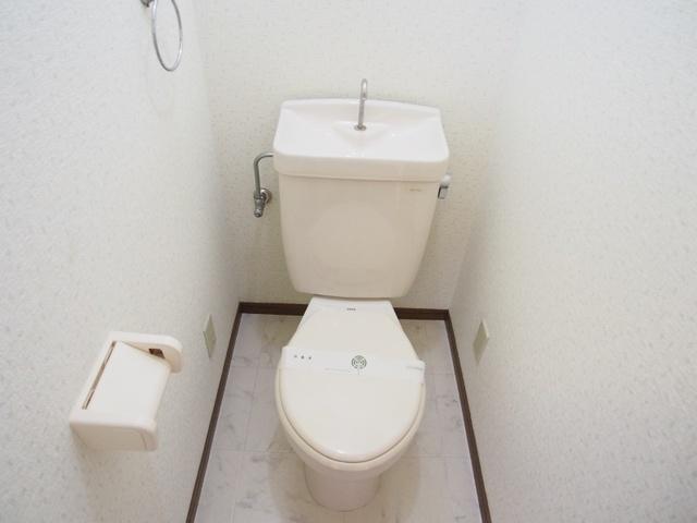 ベルハイツ / 108号室トイレ