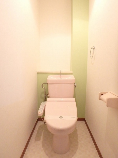 FIRENZE'95(フィレンツェ95) / 303号室トイレ