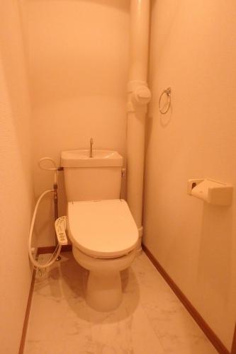 アネモス春日原 / 402号室トイレ