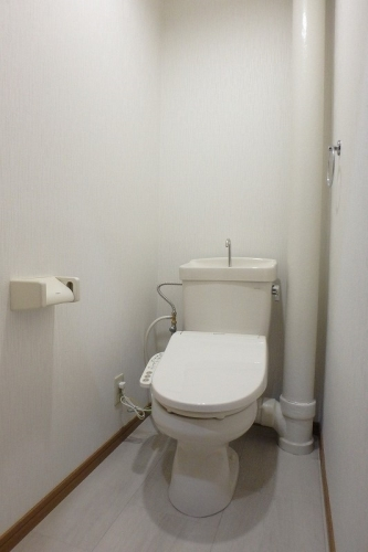 アネモス春日原 / 404号室トイレ