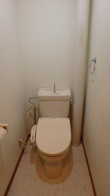 アネモス春日原 / 504号室トイレ