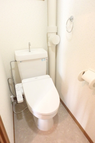 高義ビルⅢ / 105号室トイレ