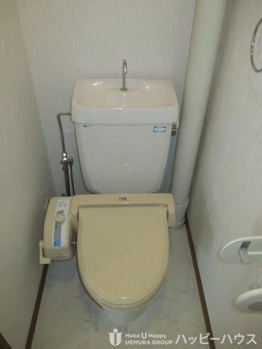 高義ビルⅢ / 202号室トイレ