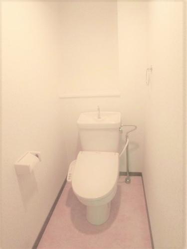 フェニックス大野城 / 403号室トイレ