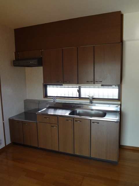 マーメゾン / 403号室キッチン