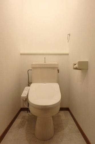 サンハイム日永田 / 203号室トイレ
