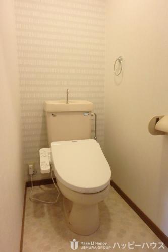 フレア・クレスト水城 / 302号室トイレ