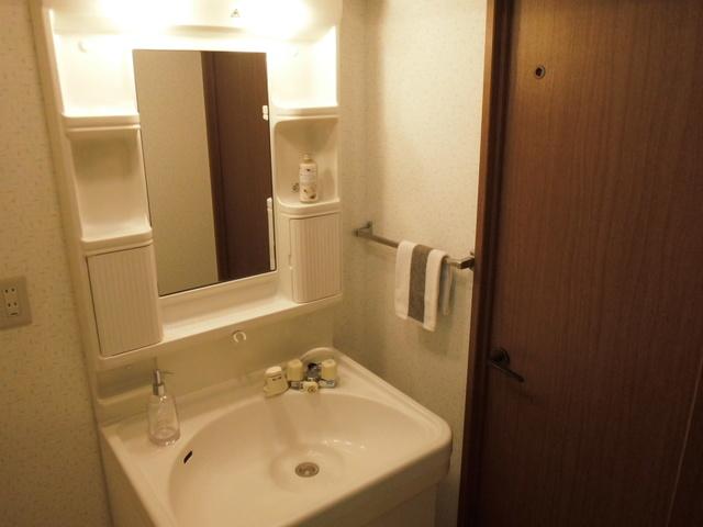 フレア・クレスト水城 / 603号室洗面所