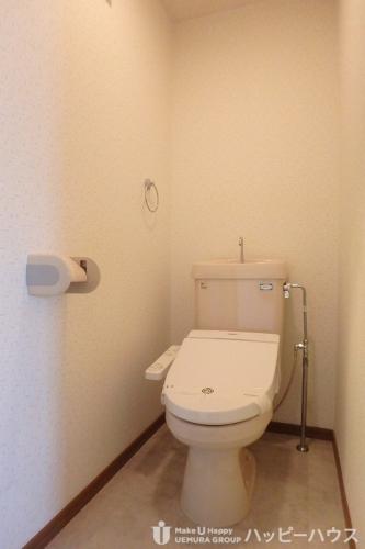 フレア・クレスト水城 / 703号室トイレ