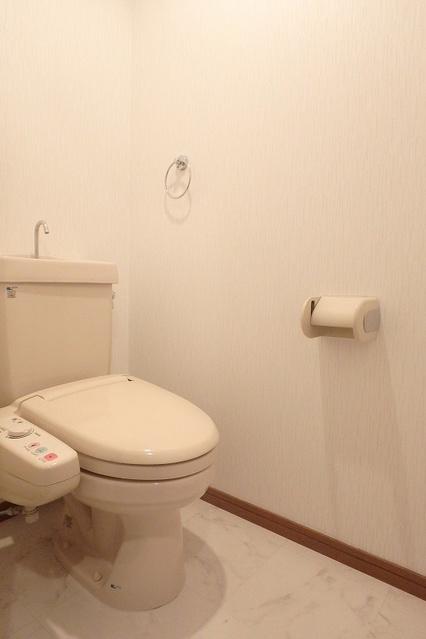 グレースコート11 / 202号室トイレ