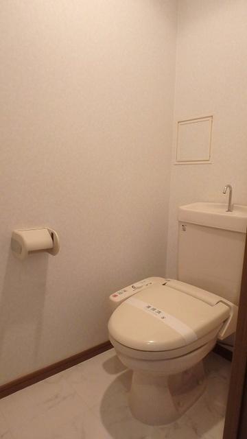 グレースコート11 / 301号室トイレ