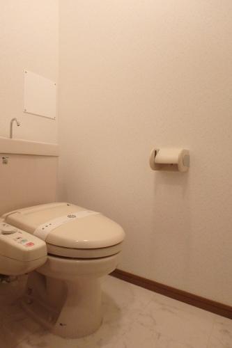 マンテンビュー / 602号室トイレ