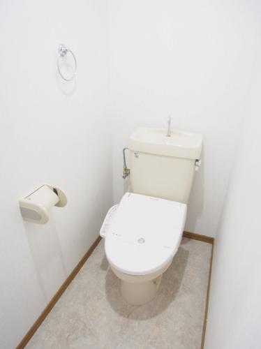 グランピア若草 / 602号室トイレ