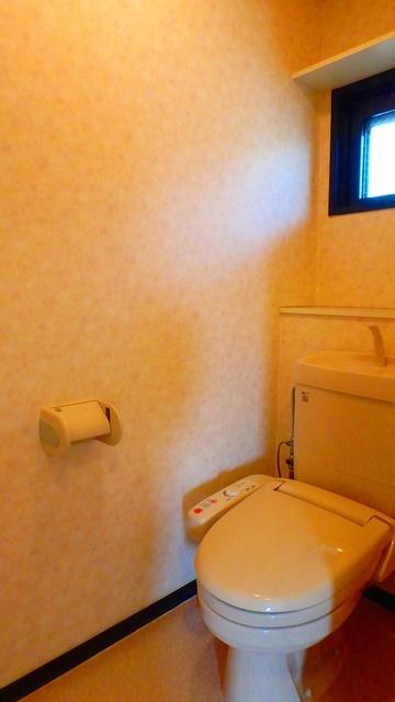 クレールマノワール / 101号室トイレ