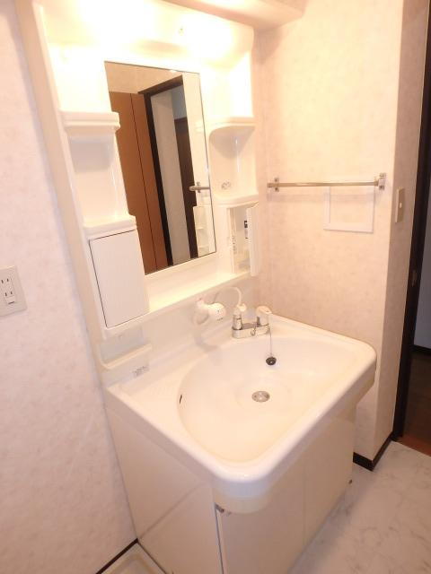 クレールマノワール / 102号室洗面所