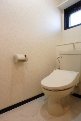 クレールマノワール / 201号室トイレ